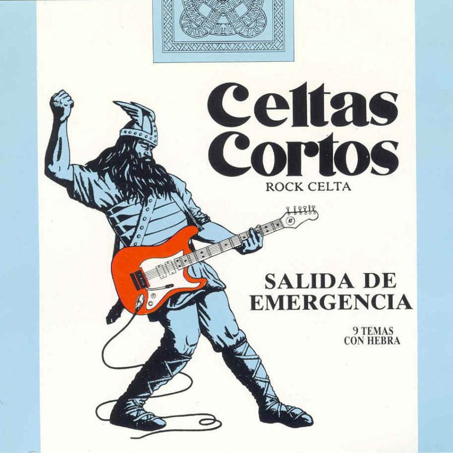Celtas Cortos - Salida de emergencia album