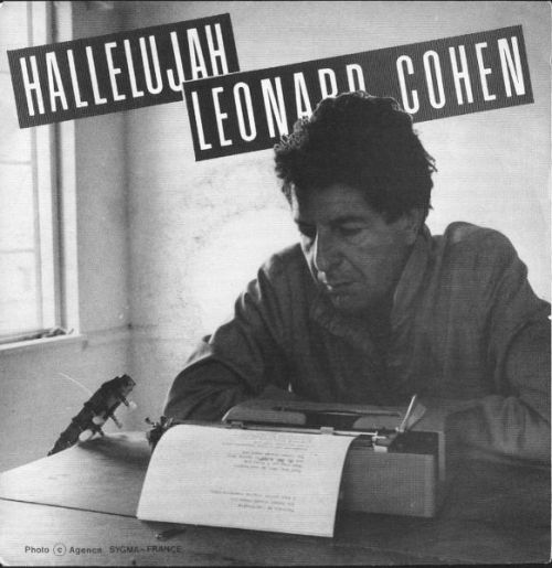 Leonard Cohen - Hallelujah single