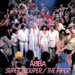 abba super trouper the piper single