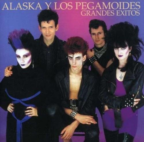alaska y los pegamoides grandes exitos album