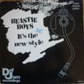beastie boys the new style single