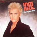 billy idol dancing with myself single