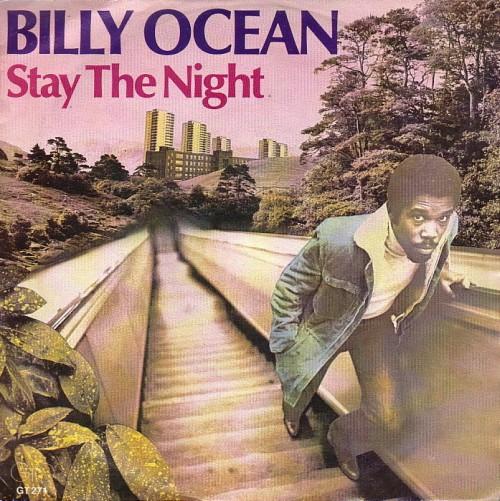 Billy Ocean - Stay the night (single)