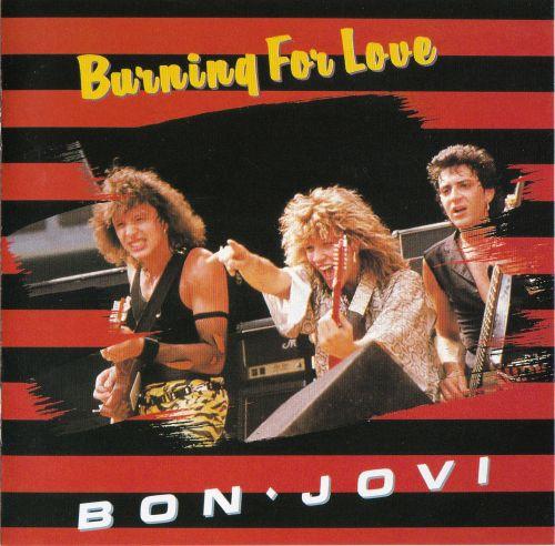 bon jovi burning for love single