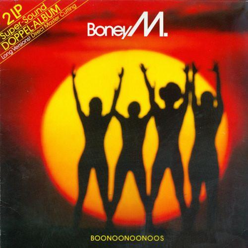 boney m. - boonoonoonoos album