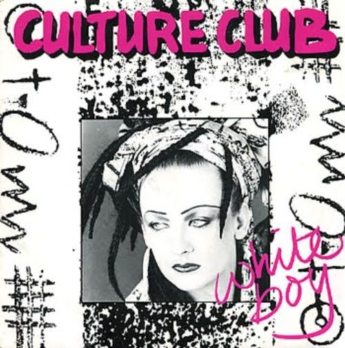 culture club white boy single