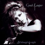 cyndi lauper all through the night single