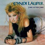 cyndi lauper time after time single