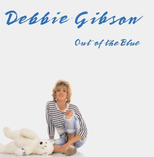 debbie gibson out of the blue single