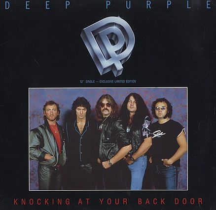 deep purple knocking at your backdoor single