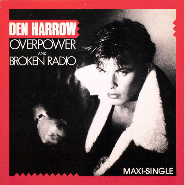 den harrow over power broken radio single