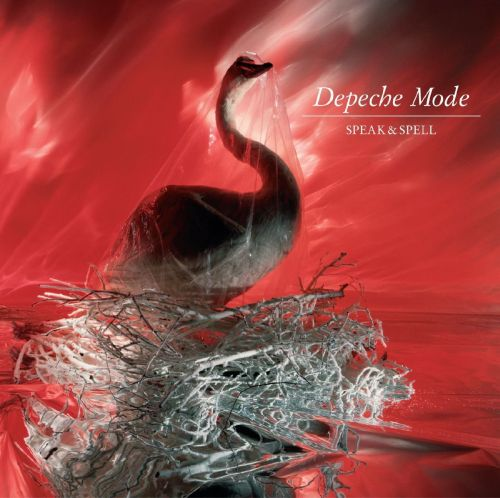 depeche mode speak & spell album