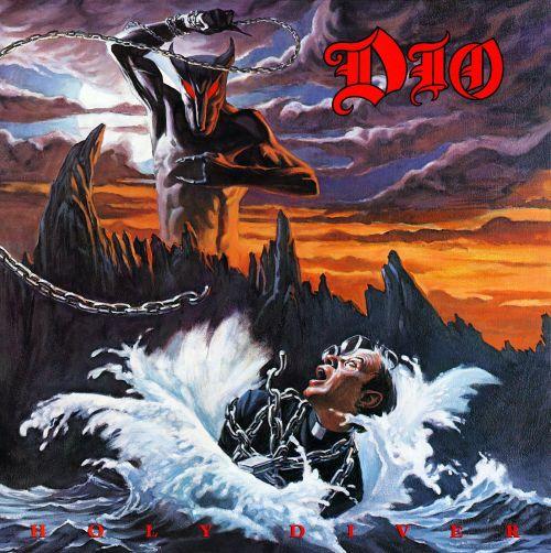 dio holy diver album