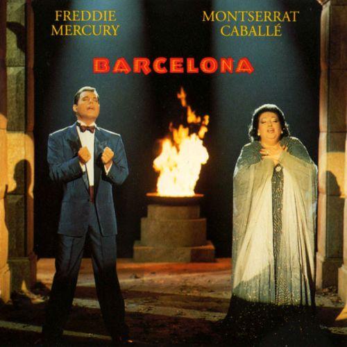 freddie mercury montserrat caballe barcelona album