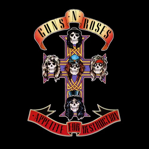 guns n roses appetite for destruction album