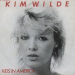 kim wilde kids in america single