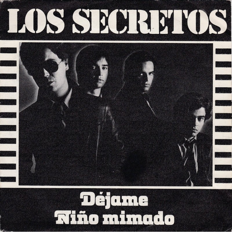 Los Secretos - Déjame (single)