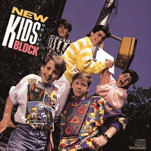 new kids on the block new kids on the block album
