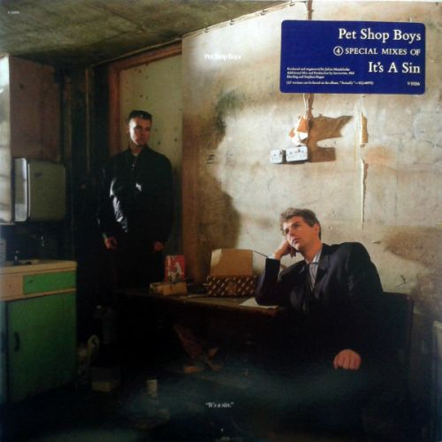 pet shop boys it's a sin single