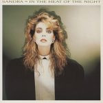 sandra in the heat of the night single