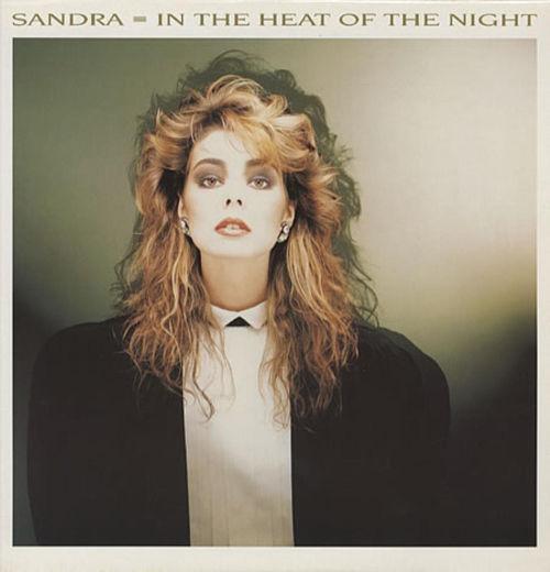 sandra in the heat of the night single