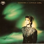 sandra little girl single
