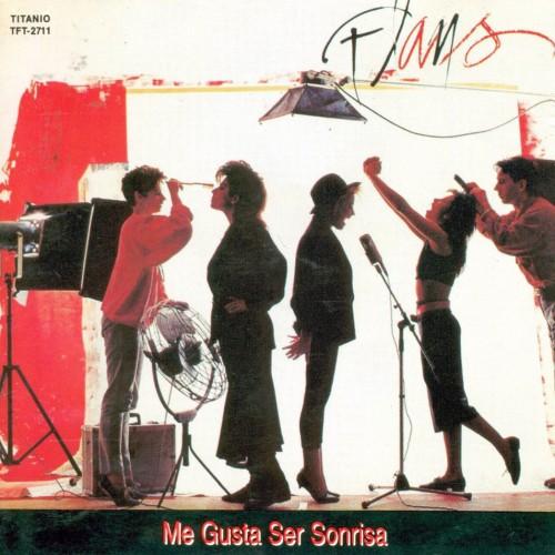 The Flans - Me gusta ser sonrisa (single)