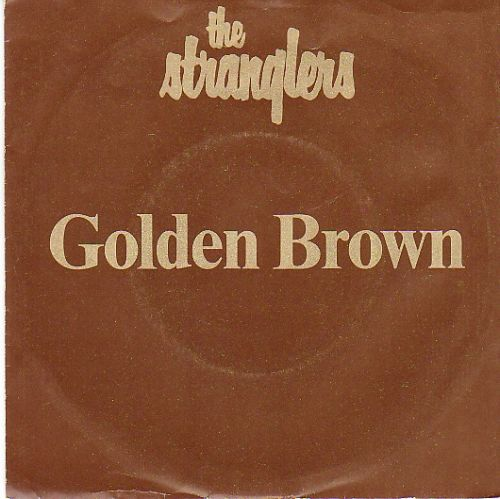 the stranglers golden brown single