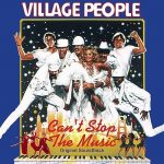 village people can't stop the music single
