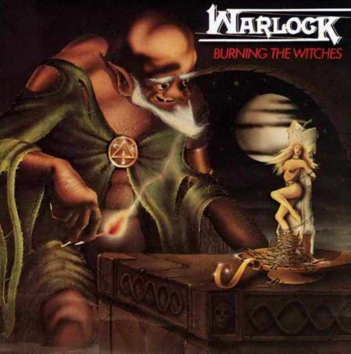 warlock burning the witches album