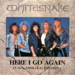 whitesnake here i go again single