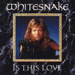 whitesnake is this love single