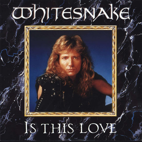 whitesnake is this love single